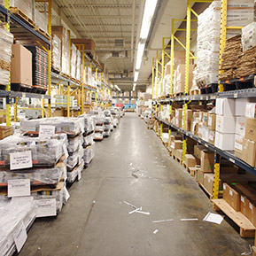 Fulfillment and Warehousing